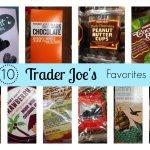 10 Trader Joe's Favorites