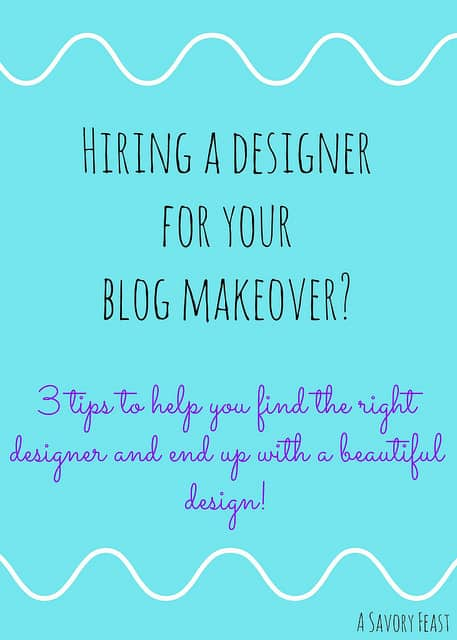 Blog Makeover Tips