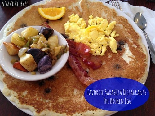 Favorite Sarasota Restaurants: The Broken Egg