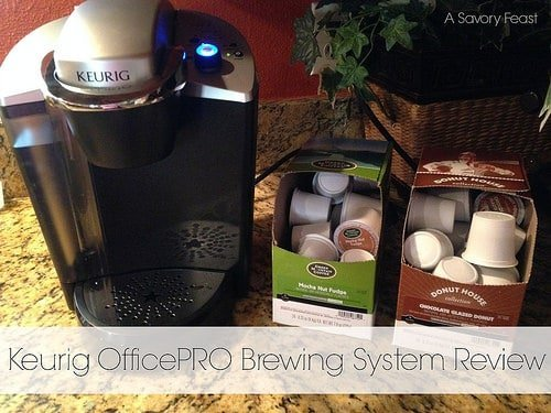 Keurig OfficePRO Review