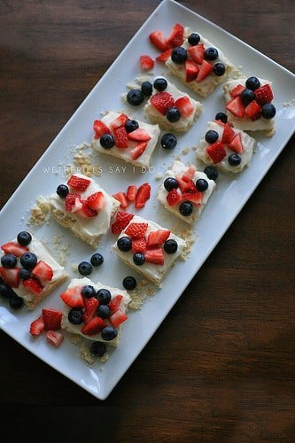 All American Sugar Cookie Bar
