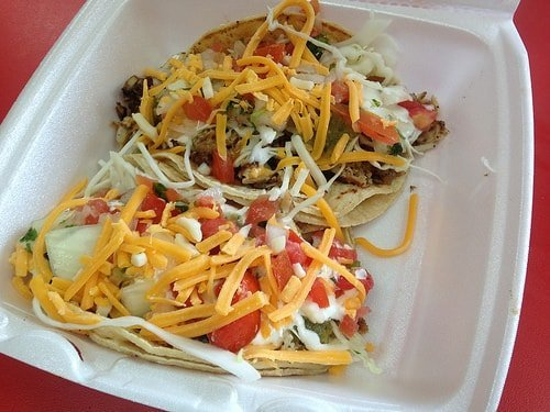 California Tacos To Go