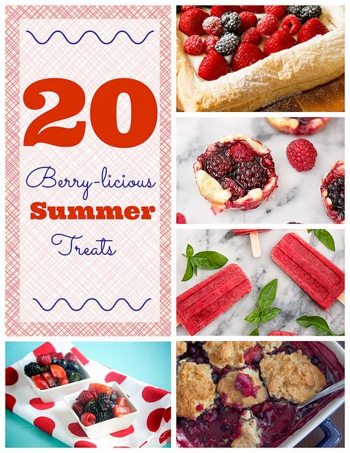 20 Berry-licious Summer Treats