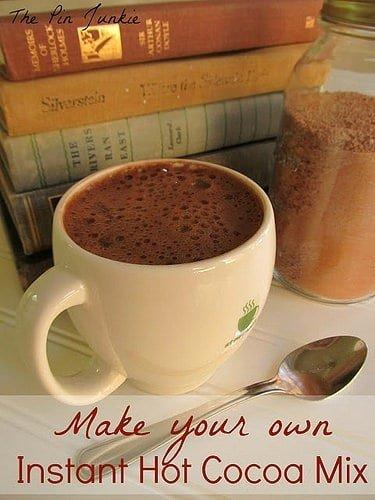 diy instant hot cocoa mix