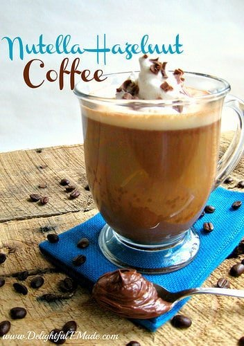 Nutella-Hazelnut-Coffee