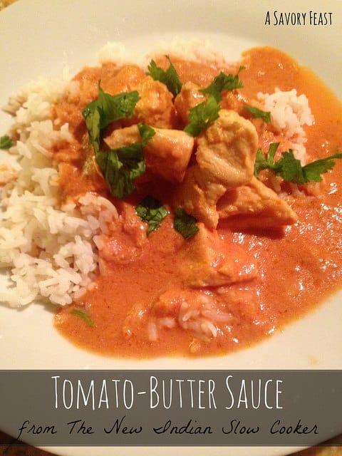 Tomato-Butter Sauce