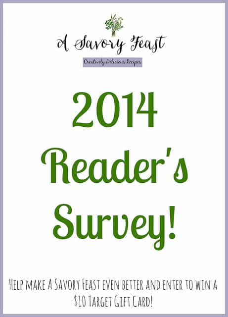 2014 Reader's Survey