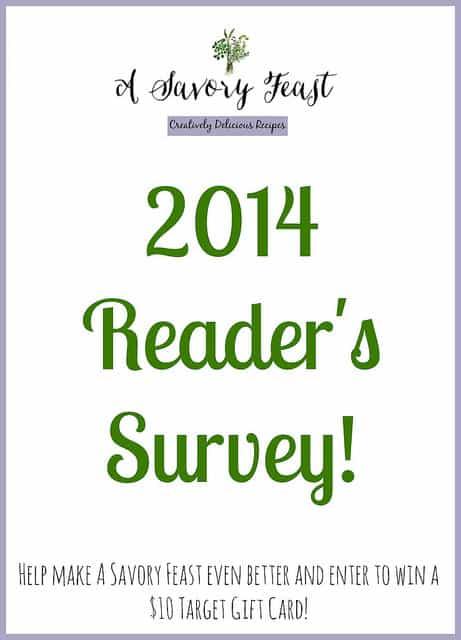 2014 Reader's Survey