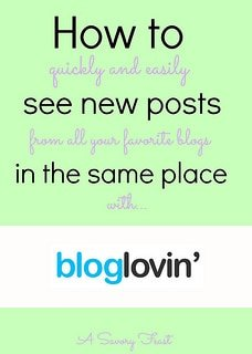 How to see new posts from your favorite blogs with bloglovin