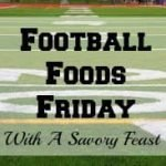 Football Foods Friday -- Buffalo Chicken Dip
