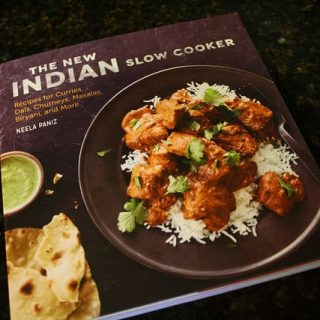 Tomato-Butter Sauce from The New Indian Slow Cooker Cookbook