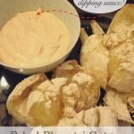 Baked Bloomin' Onions {Football Foods Friday}