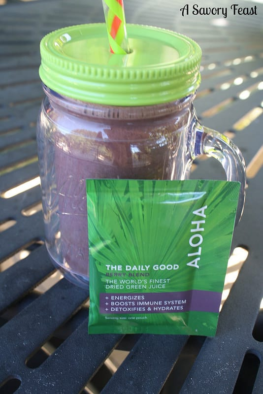Aloha The Daily Good Smoothie