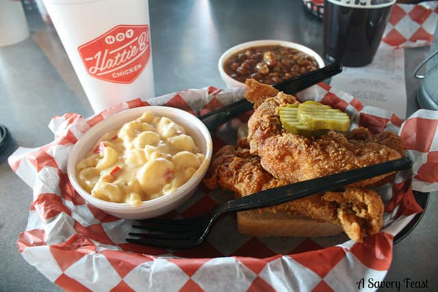Hot Hattie B's Chicken