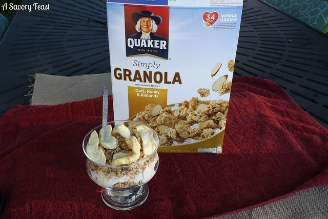 Quaker Granola Recipe