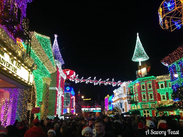 Hollywood Studios Lights 2