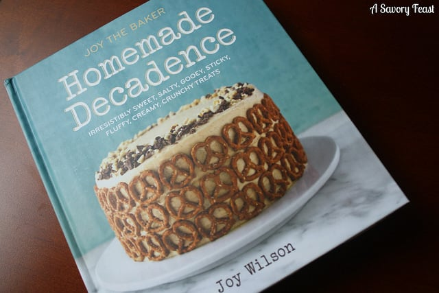 A Review of Joy the Baker's Homemade Decadence Cookbook