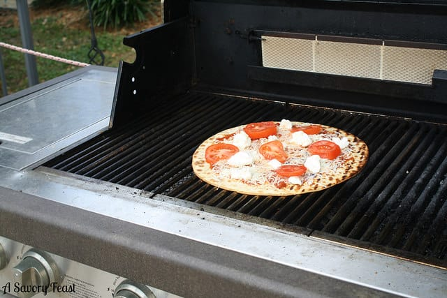 Make Your Own Grilled Pizza Recipes