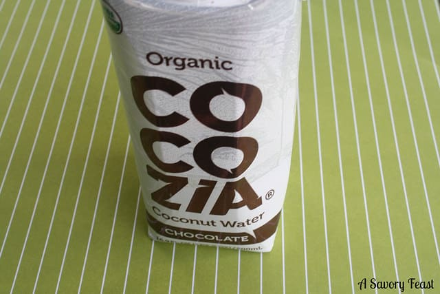 Cocozia Chocolate Coconut Water