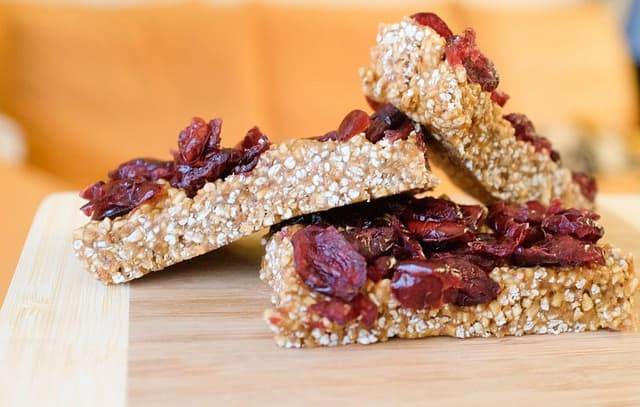5-Ingredient-Granola-Bars-no-bake-vegan-Simplicity-Relished