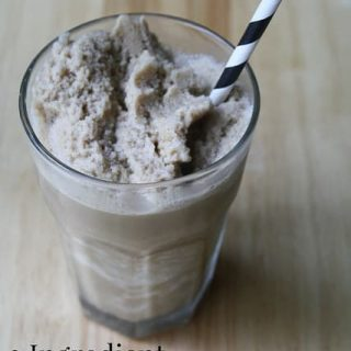 3 Ingredient French Vanilla Frappuccino