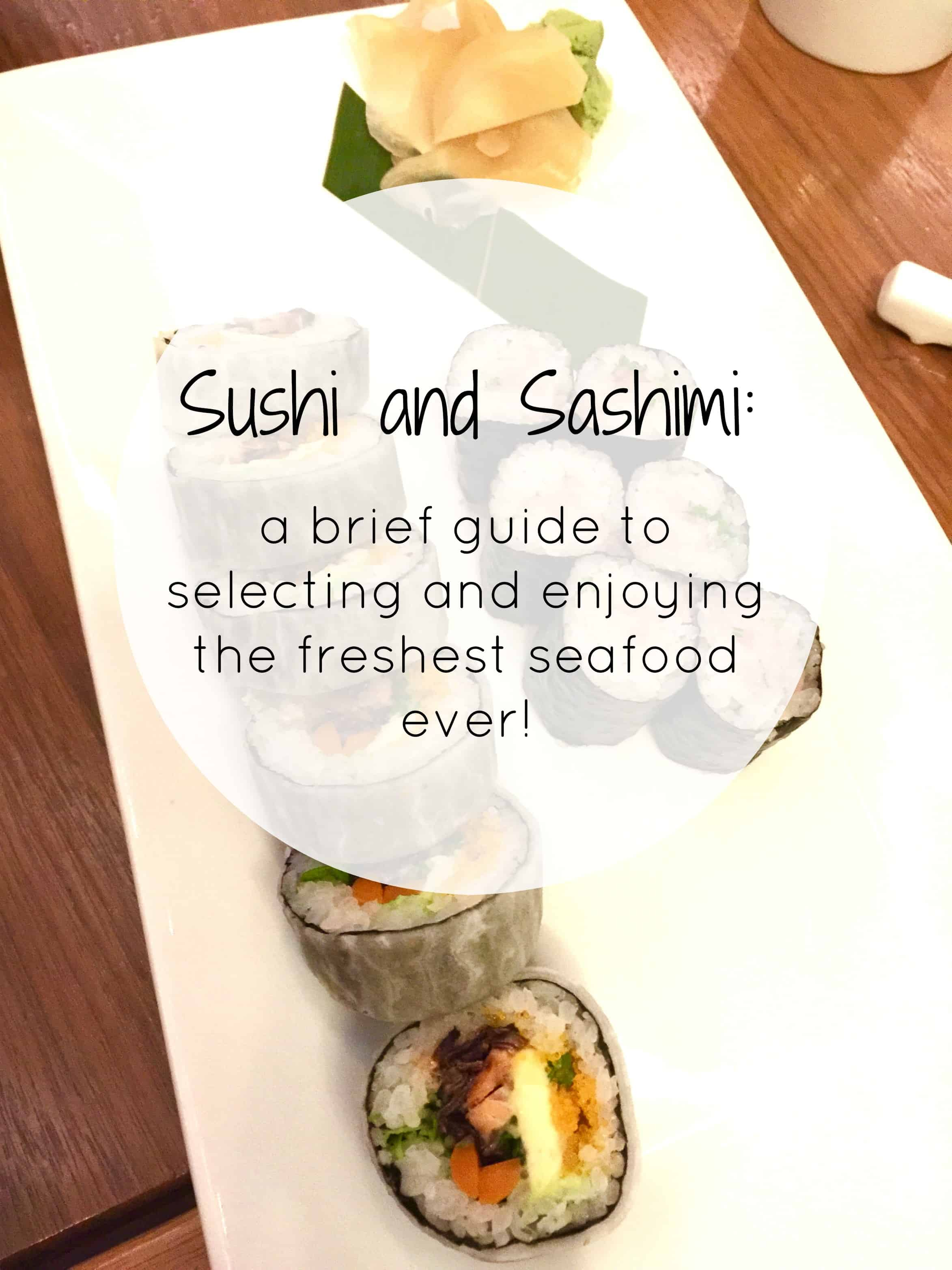 Sushi Guide 1
