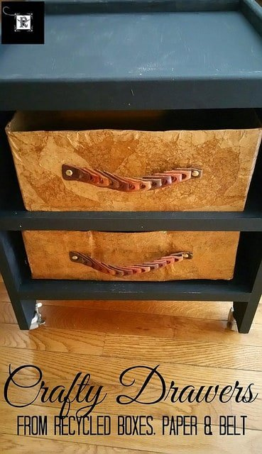 crafty drawers by redoit robin