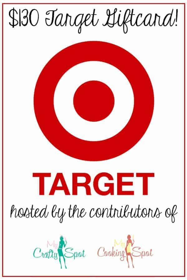 130 Target Giftcard Giveaway