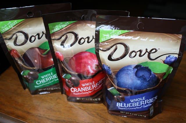 Dove Fruit