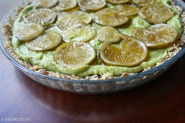 Paleo Key Lime Tart Recipe