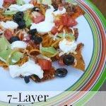 7-Layer Cinco de Mayo Nachos