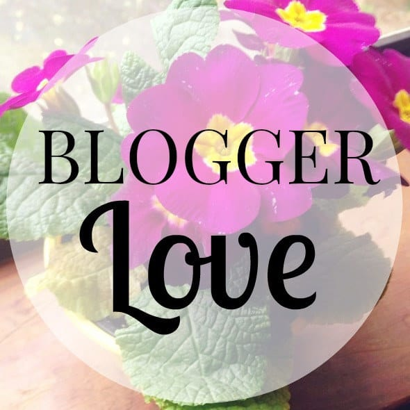 Blogger Love Weekly