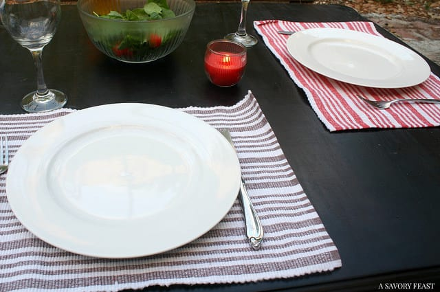 Date Night Cookout Ideas