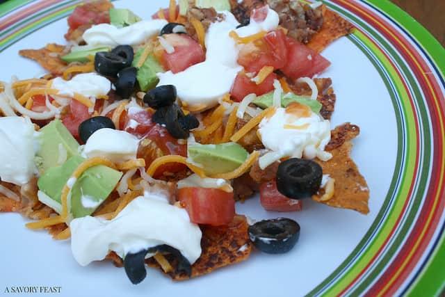 7-Layer Cinco De Mayo Nachos Recipe