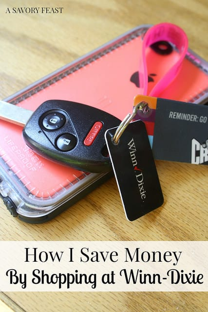 How I Save Money By Shopping at Winn-Dixie