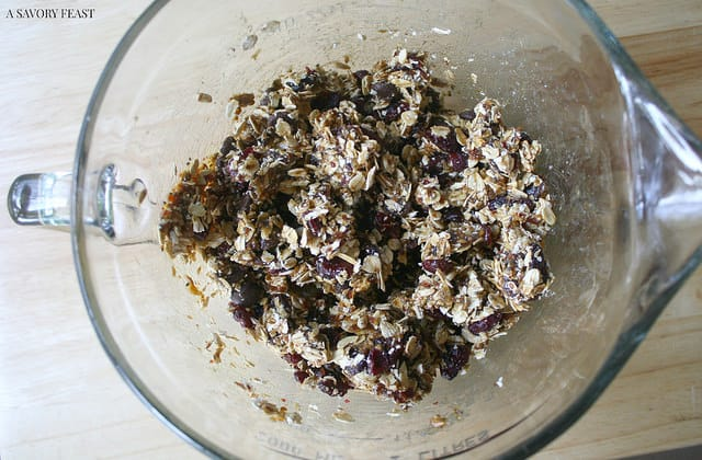 Chia Seed Energy Bites Mix