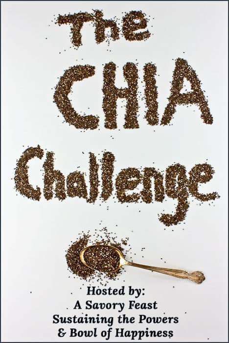 The Chia Seed Challenge-3