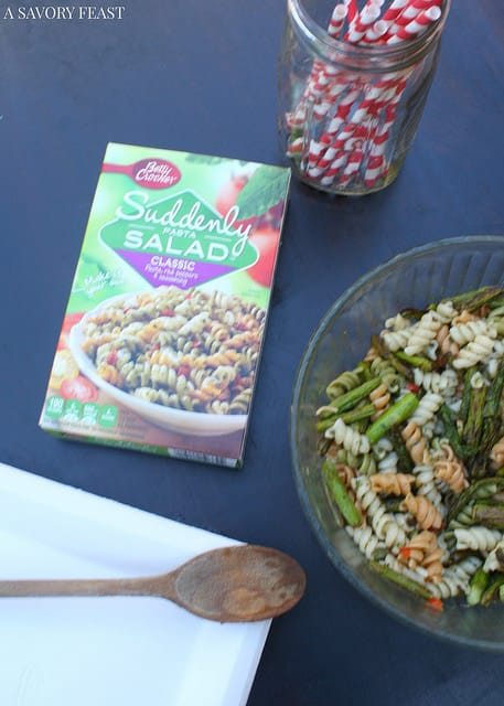 Suddenly Salad Cookout Inspiration