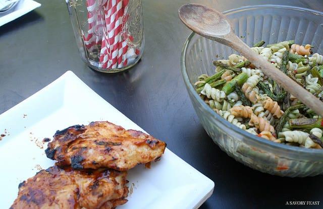 Sudden Salad Cookout Ideas