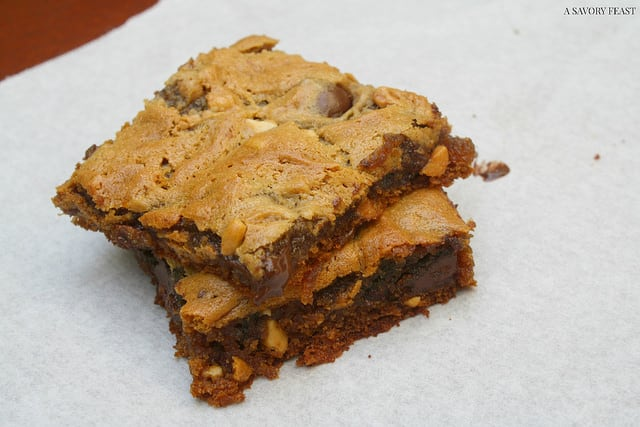 Healthy Peanut Butter Bars