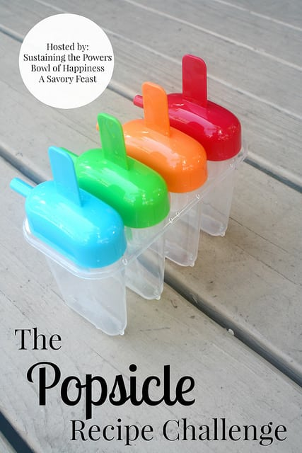 The Popsicle Recipe Challenge