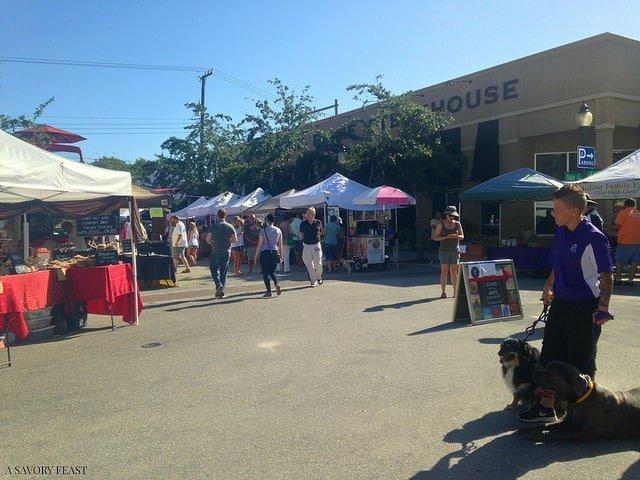 Sarasota Farmers Market Weekend