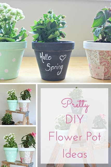 Pretty-DIY-Flower-Pots