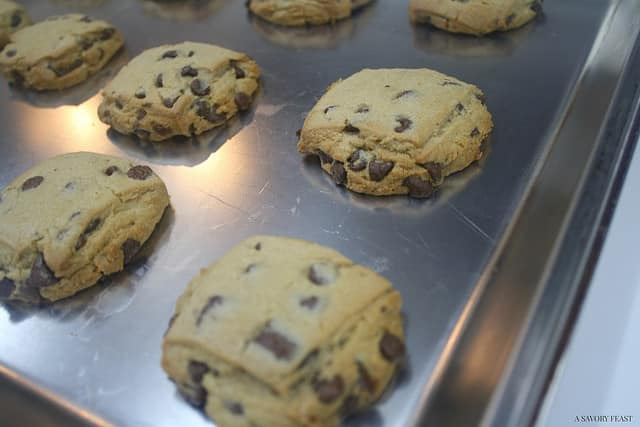 Wolf Steam Oven Cookies