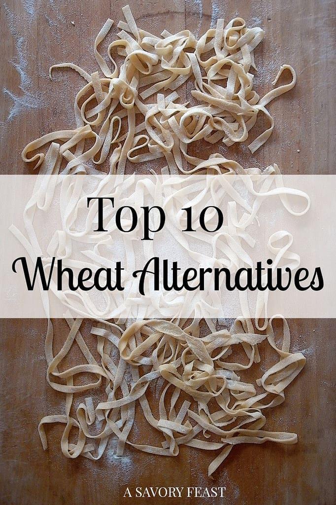 Top 10 Wheat Alternatives