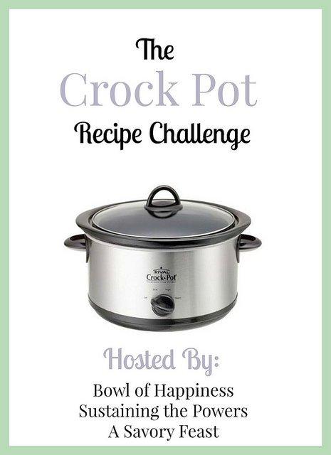 The Crock Pot Recipe Challenge