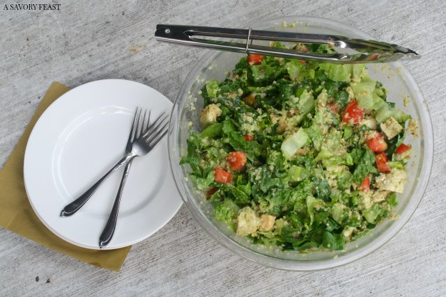 Bacon Avocado Quinoa Salad Recipe