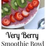 Very Berry Smoothie Bowl