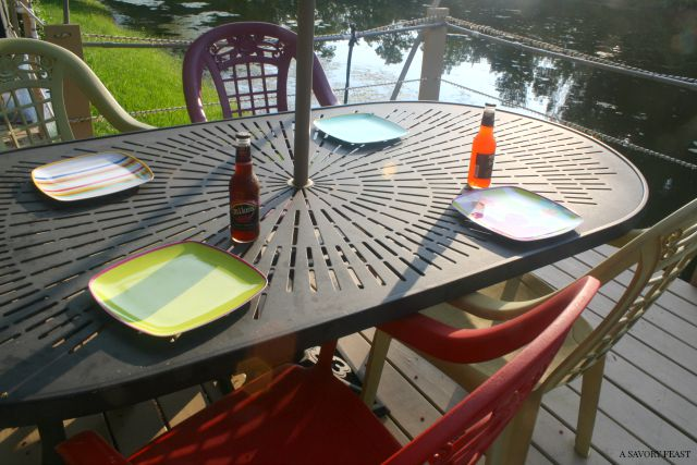 How to Throw an End of Summer Cookout