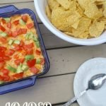Loaded Buffalo Chicken Dip